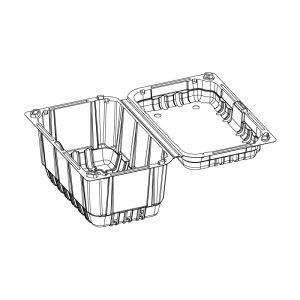 Productos-Oskupack-CLAMSHELLS-1000gr-Frutilla-Uvas