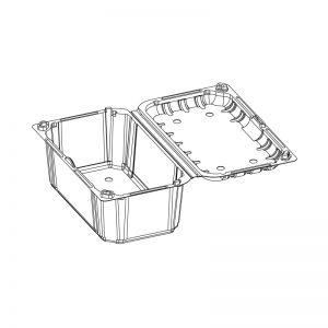 Productos-Oskupack-CLAMSHELLS-500gr-Frutilla-Uvas